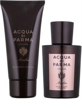 Acqua di Parma Ambra confezione regalo I.