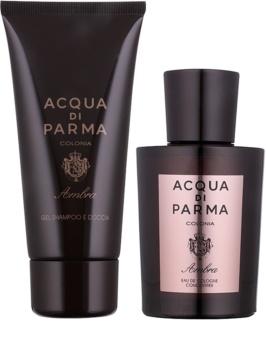 Acqua di Parma Ambra σετ δώρου I.