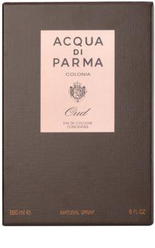 Acqua di Parma Colonia Colonia Oud Eau de Cologne para homens 180 ml