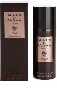 Acqua di Parma Colonia Colonia Oud deospray per uomo 150 ml