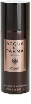 Acqua di Parma Colonia Colonia Oud deospray pre mužov 150 ml