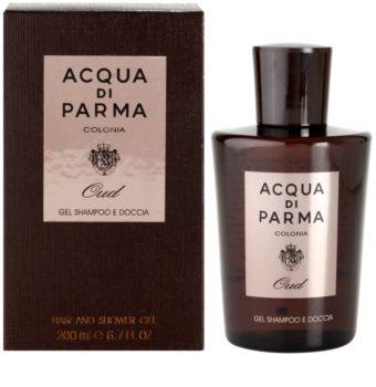 Acqua di Parma Colonia Colonia Oud Douchegel voor Mannen 200 ml