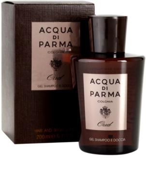 Acqua di Parma Colonia Colonia Oud Duschgel für Herren 200 ml
