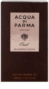 Acqua di Parma Colonia Colonia Oud żel pod prysznic dla mężczyzn 200 ml
