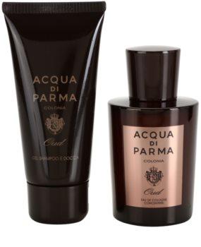 Acqua di Parma Colonia Oud zestaw upominkowy I. EDC + SWG