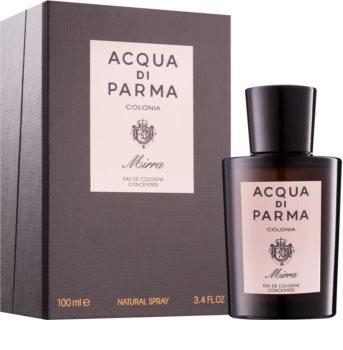 Acqua di Parma Colonia Colonia Mirra acqua di Colonia per uomo 100 ml