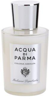 Acqua di Parma Colonia Colonia Assoluta bálsamo após barbear para homens 100 ml