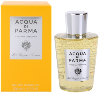 Acqua di Parma Colonia Colonia Assoluta Shower Gel unisex 200 ml