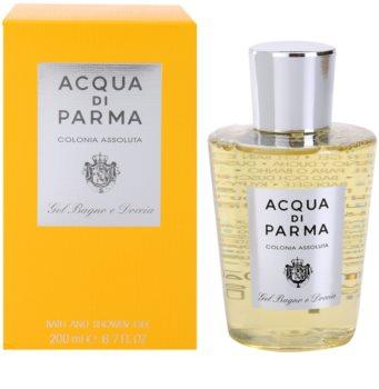 Acqua di Parma Colonia Colonia Assoluta żel pod prysznic unisex 200 ml