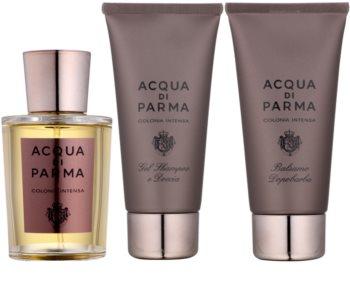 Acqua di Parma Colonia Colonia Intensa подаръчен комплект II.