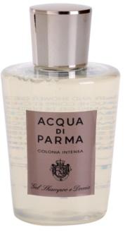 Acqua di Parma Colonia Colonia Intensa gel de duche para homens 200 ml