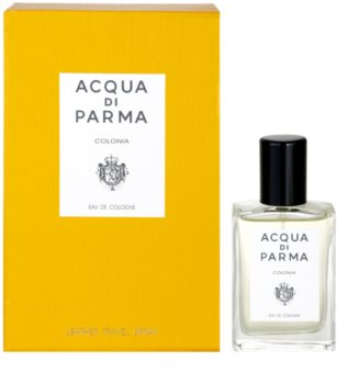 Acqua di Parma Colonia eau de cologne geanta din piele unisex 30 ml