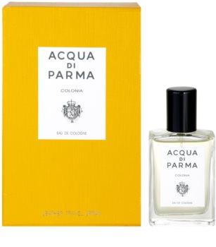 Acqua di Parma Colonia eau de cologne + trousse en cuir mixte 30 ml