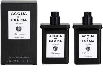 Acqua di Parma Colonia Colonia Essenza woda kolońska dla mężczyzn 2x30 ml (2x uzupełnienie z atomizerem)