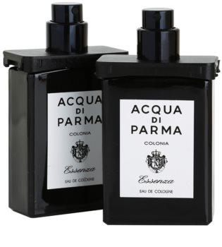 Acqua di Parma Colonia Colonia Essenza Eau de Cologne para homens 2x30 ml (2x recargas com vaporizador)