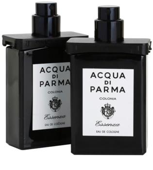 Acqua di Parma Colonia Essenza Eau de Cologne für Herren 2x30 ml 2x Nachfüllung mit Zersträuber