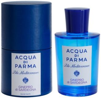 Acqua di Parma Blu Mediterraneo Ginepro di Sardegna toaletní voda unisex 150 ml