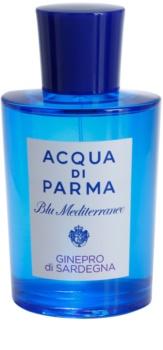 Acqua di Parma Blu Mediterraneo Ginepro di Sardegna eau de toilette mixte 150 ml