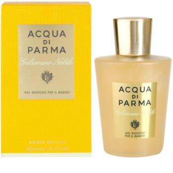 Acqua di Parma Nobile Gelsomino Nobile tusfürdő gél nőknek 200 ml