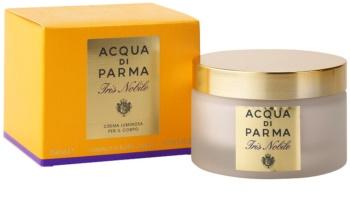 Acqua di Parma Nobile Iris Nobile crème corps pour femme 150 g