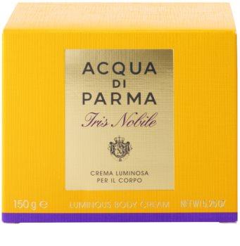 Acqua di Parma Nobile Iris Nobile crema corpo per donna 150 g