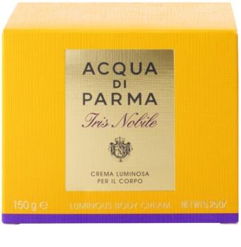 Acqua di Parma Nobile Iris Nobile testkrém nőknek 150 g