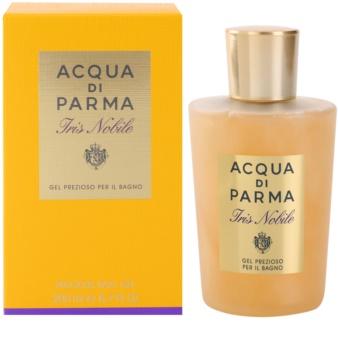 Acqua di Parma Nobile Iris Nobile gel doccia per donna 200 ml