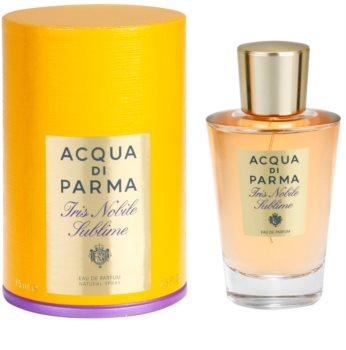 Acqua di Parma Nobile Iris Nobile Sublime Eau de Parfum für Damen 75 ml