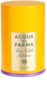 Acqua di Parma Nobile Iris Nobile Sublime eau de parfum nőknek 75 ml