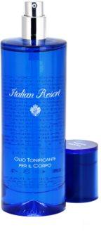 Acqua di Parma Italian Resort óleo corporal revitalizante com extratos vegetais
