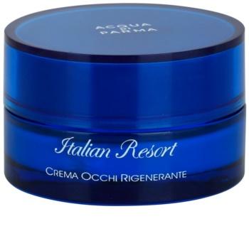 Acqua di Parma Italian Resort crema anti rid pentru ochi cu extract de plante