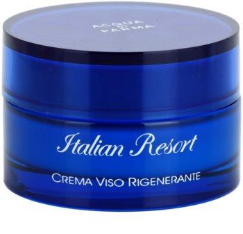 Acqua di Parma Italian Resort protivráskový a regenerační krém s rostlinnými extrakty