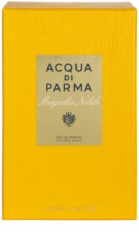 Acqua di Parma Nobile Magnolia Nobile eau de parfum pour femme 20 ml + trousse en cuir (rechargeable)