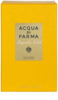 Acqua di Parma Nobile Magnolia Nobile parfémovaná voda pro ženy 20 ml + kožené pouzdro (znovuplnitelné)