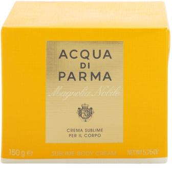 Acqua di Parma Nobile Magnolia Nobile tělový krém pro ženy 150 g