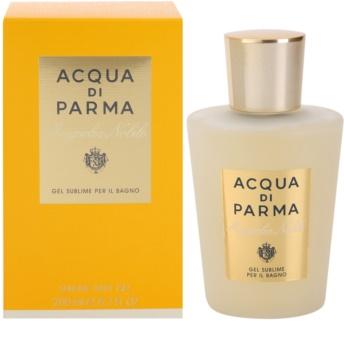 Acqua di Parma Nobile Magnolia Nobile gel doccia per donna 200 ml