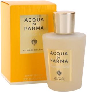 Acqua di Parma Nobile Magnolia Nobile gel de dus pentru femei 200 ml