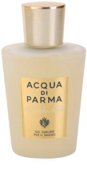 Acqua di Parma Nobile Magnolia Nobile gel de douche pour femme 200 ml