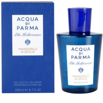 Acqua di Parma Blu Mediterraneo Mandorlo di Sicilia tusfürdő gél unisex 200 ml