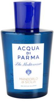 Acqua di Parma Blu Mediterraneo Mandorlo di Sicilia żel pod prysznic unisex 200 ml