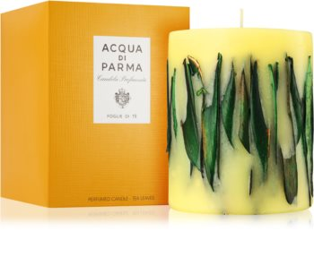 Acqua di Parma Tea Leaves illatos gyertya  900 g