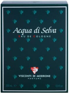 Acqua di Selva Acqua di Selva Eau de Cologne for Men 200 ml