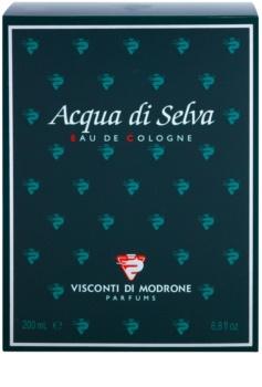 Acqua di Selva Acqua di Selva eau de cologne pentru bărbați 200 ml