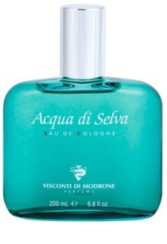 Acqua di Selva Acqua di Selva woda kolońska dla mężczyzn 200 ml
