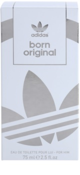 Adidas Originals Born Original Eau de Toilette para homens 75 ml