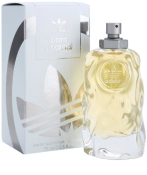 Adidas Originals Born Original Eau de Toilette for Men 75 ml