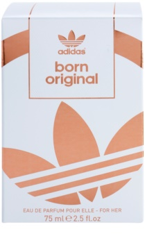 Adidas Originals Born Original eau de parfum pentru femei 75 ml