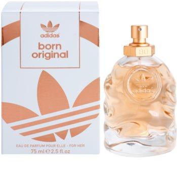 Adidas Originals Born Original eau de parfum hölgyeknek 75 ml