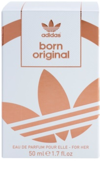Adidas Originals Born Original Eau de Parfum για γυναίκες 50 μλ