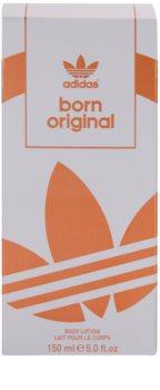 Adidas Originals Born Original telové mlieko pre ženy 150 ml